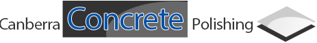Canberra Concrete Polishing website logo